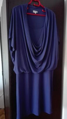 Sukienka rozm. 46-48, kolor fiolet