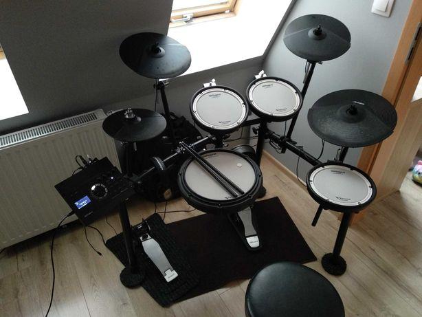 Roland TD-17 KV perkusja elektroniczna + dodatki