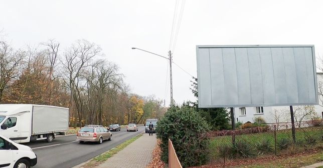 Billboard tablica reklamowa bilbord do wynajęcia WOLSZTYN reklama