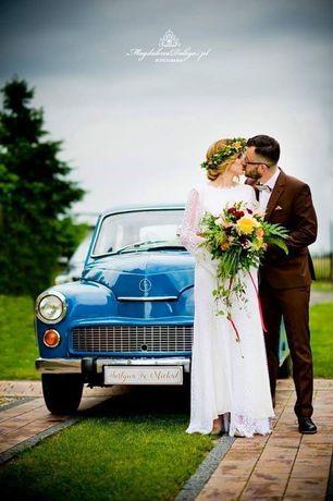 Auto do ślubu FSO Warszawa, Polonez, Fiat 125p