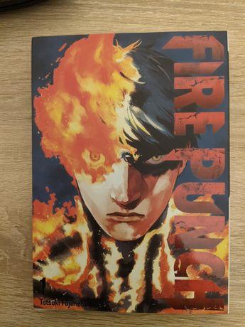 Fire Punch Tom 1 manga komiks japoński
