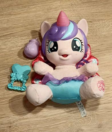 Interaktywna zabawka kucyk pony księżniczka Flurry Heart