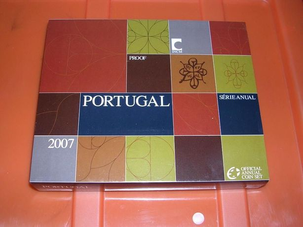 Serie Anual Proof 2007