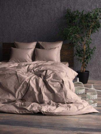 Отшиваем постельное белье