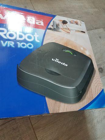 Robot sprzątający Vileda VR 100 odkurzacz akumulatorowy