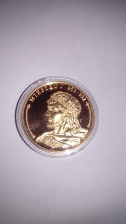 Moneta Chrzest Polski