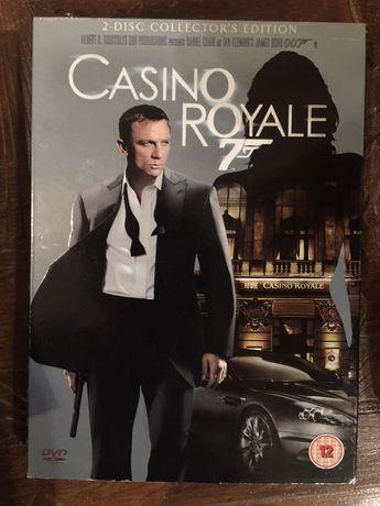 DVD - 007 Casino Royale - Ed. Colecionador
