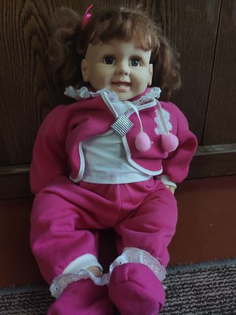 Кукла говорящая СССР