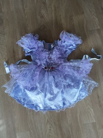 Sukienka balowa księżniczka
