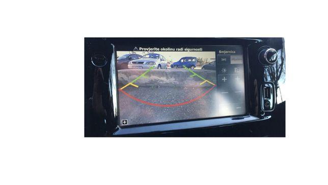 Kit Camera Marcha Atrás - Renault Clio IV / Captur / Dacia Duster