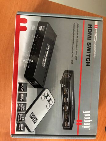HDMI Switch 5*1 ( Свитч)