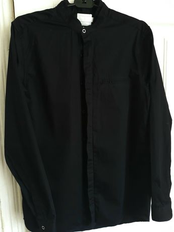 Мужская рубашка без воротника (Topman)