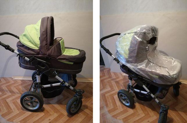 Wózek MIKADO 3w1 gondola/spacerówka/nosidełko