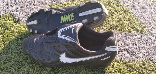 Бутсы оригинальные кожаные Nike Tiempo legend