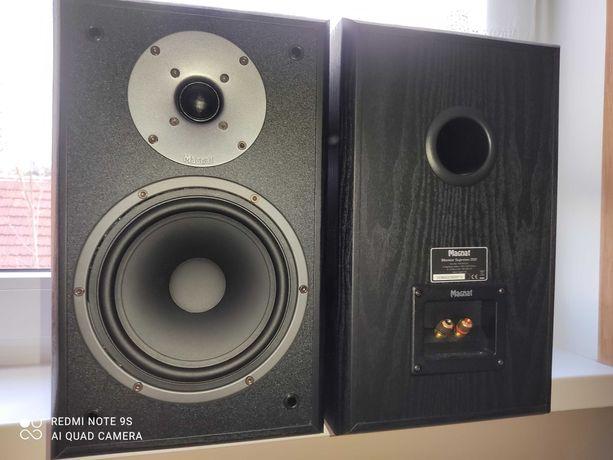 MAGNAT Głośnik Monitor Supreme 202 czarny (2szt) , Center 252 mocca