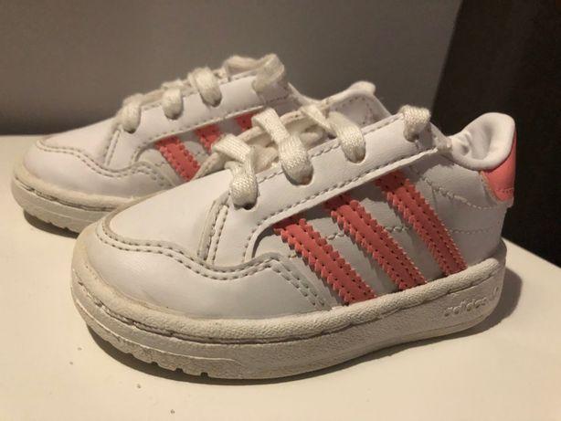 Buty adidas dla dziewczynki 20