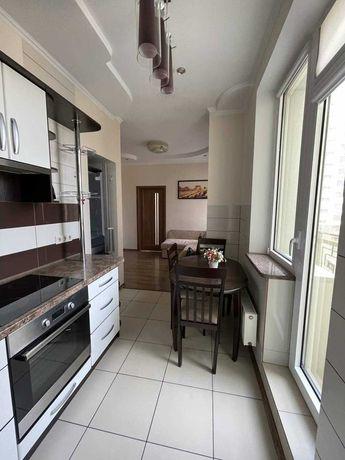 В продаже двухкомнатная квартира в одной из лучших Жемчужин на Таирова