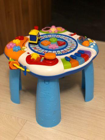 Edukacyjny Stolik Interaktywny firmy Smily Play! Stan idealny!