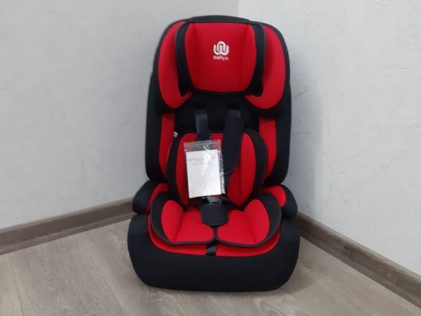 Универсальное автокресло детское  от 9 до 36 кг 1 2 3 группы