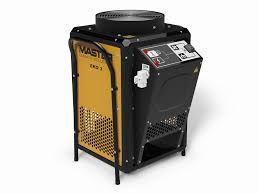 Aquecedor Eléctrico portátil Master EKO 3 para desinfestação térmica