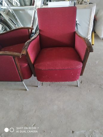 Sprzedam fotele PRL