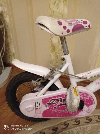 Продам децкий велосипед.