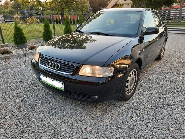 Audi A3 2001 r 1.6 mpi benzyna