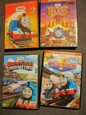 Tomek i przyjaciele dvd