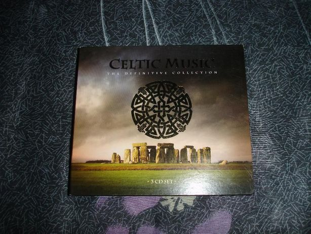 Celtic Music - The Definitive Collection (3 CD)