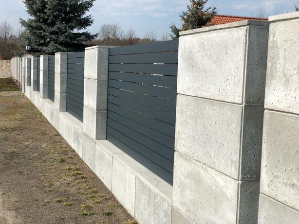 Beton architektoniczny bloczki z betonu architektonicznego nowoczesny