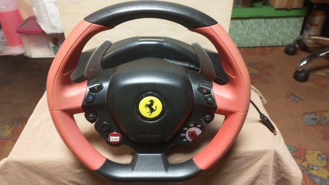 Kierownica Thrustmaster Ferrari 458 Spider