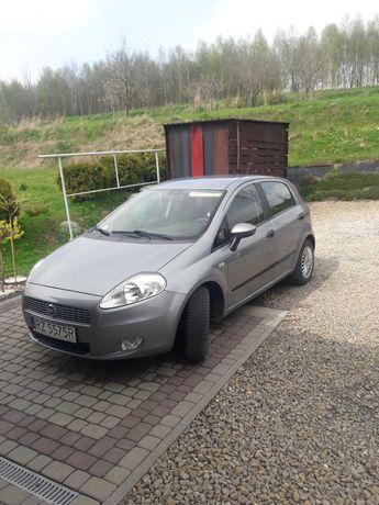 Fiat Grande Punto 1.4 8V - Polski Salon -Pierwszy właściciel - 2006 r.