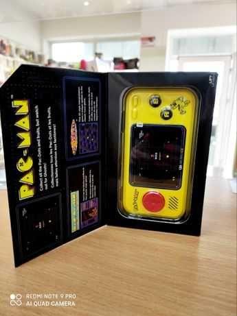 Konsola Pac-man  3W1