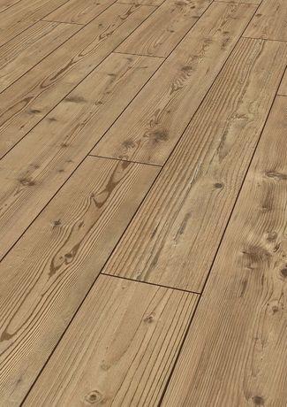 Soalho de madeira natural