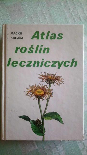 Atlas roslin leczniczych