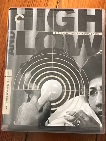 Criterion - lHigh And Low