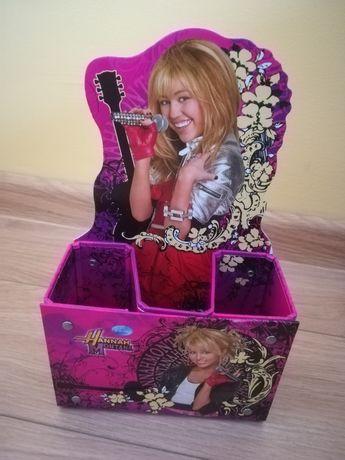 Organizer Hannah Montana na długopisy, kredki przybory szkolne
