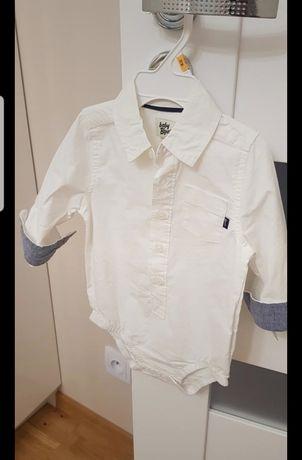 Nowe -Koszulowe body niemowlęce Oshkosh