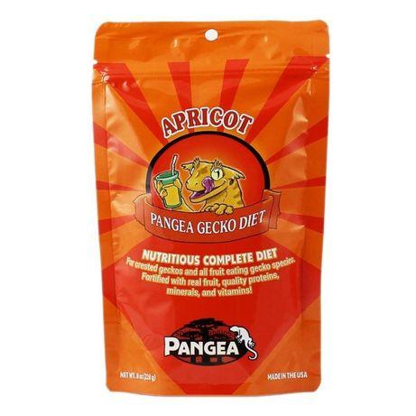 Pangea morela i inne smaki - karma dla gekon orzęsiony