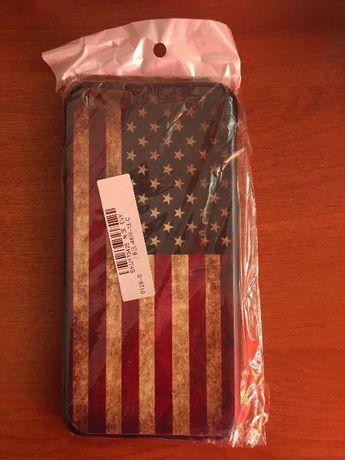 Capa iPhone 6 Plus - Bandeira EUA