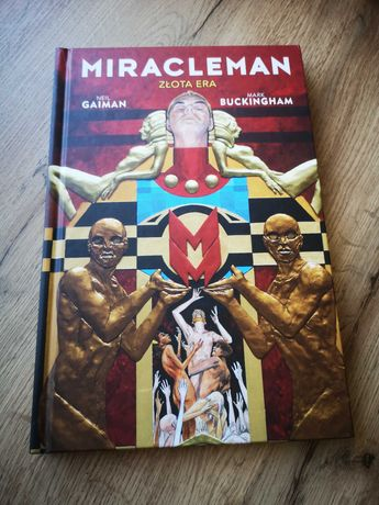 Komiks Miracleman, Złota era, (Mucha Comics) Neil Gaiman