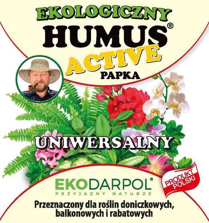 Nawozy Ekologiczne serii Humus - Humus Active, UP, Biohumus, Plonar