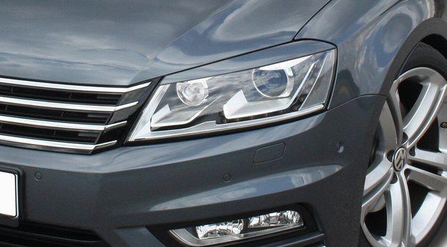 Реснички на фары Volkswagen Caddy/Golf/Polo/Passat/Transporter