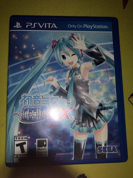 Hatsune Miku Project Diva X PSV PS Vita