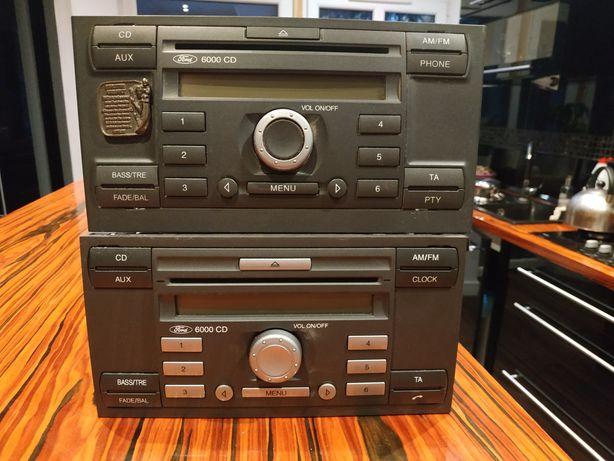 Radio ford 6000cd