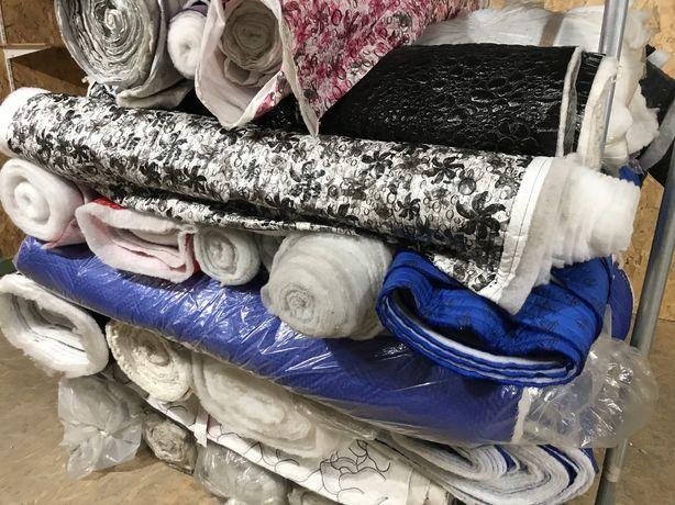 Tkaniny kurtkowe‼️‼️‼️ miks wzorów.