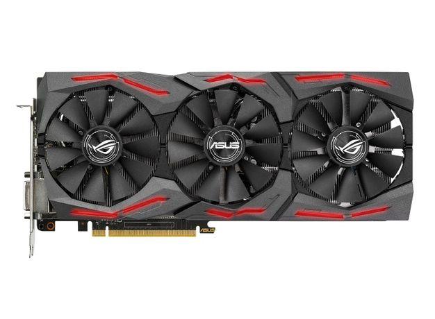 Asus Nvidia GTX 1080 Strix