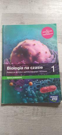 """Podręcznik """"Biologia na czasie"""" 1"""