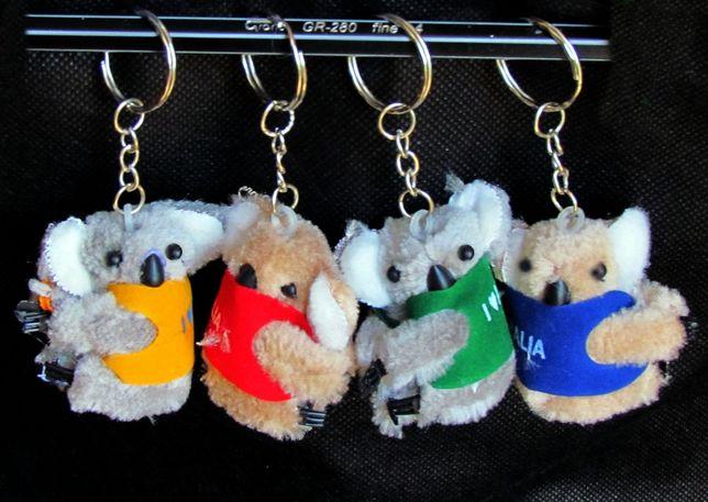 Breloczek koala do wyboru kolor