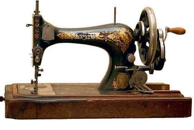 швейная машинка SINGER, ЗИНГЕР